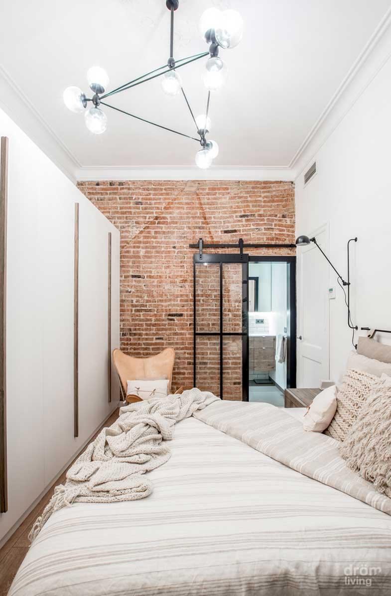 reforma barcelona drom living dormitorio