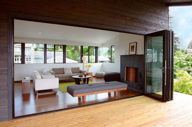 cerramientos para terrazas Pinterest Heliotrope Architects (©Mark Woods)