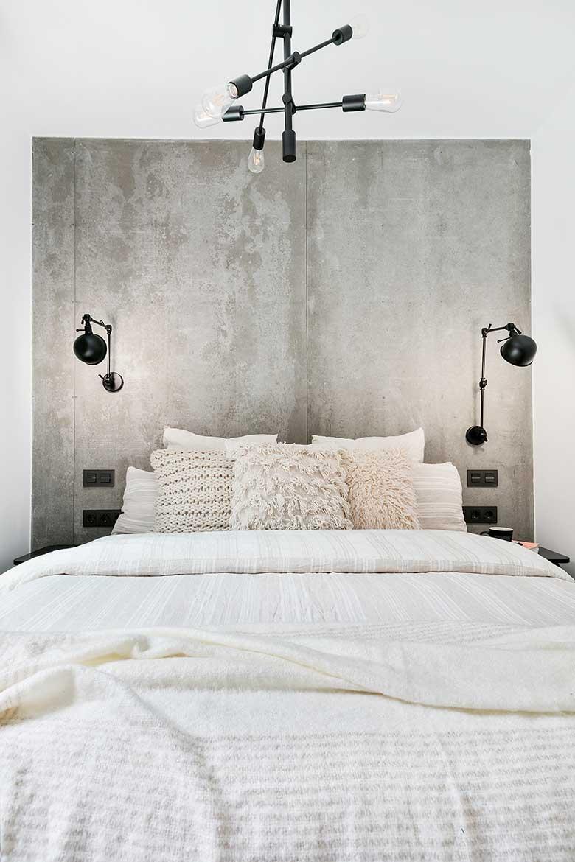 Reforma de estilo nórdico por Dröm Living dormitorio 2